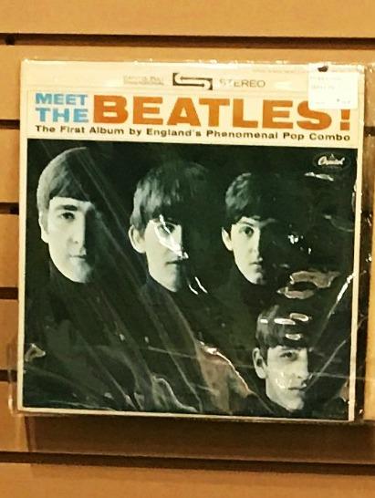 Collectible Beatles Album